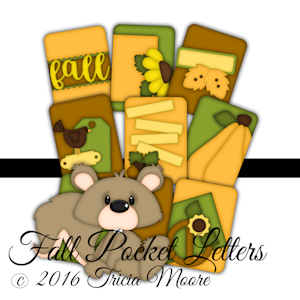 Fall Pocket Letters