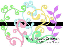 Fancy Flourish Collection
