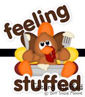 Feeling Stuffed
