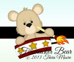 Firecracker Bear