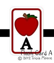 Flash Card A