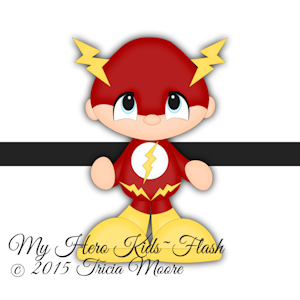 My Hero KidsFlash