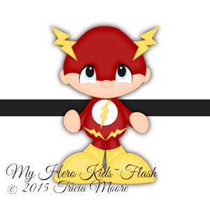 My Hero KidsFlash