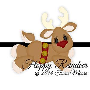 Floppy Reindeer