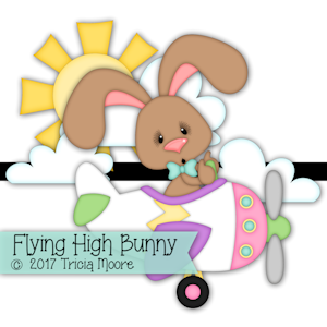 Flying High Bunny