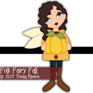 Folk Fairy Fall