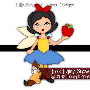 Folk Fairy Snow