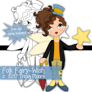 Folk Fairy Wish