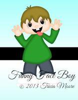 Funny Face Boy