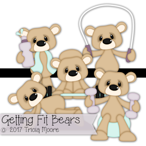 Getting Fit Bears