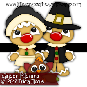 Ginger Pilgrim