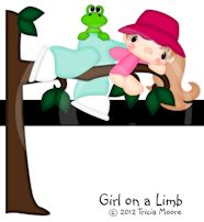 Girl on a Limb