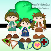 Girl Scout Collection