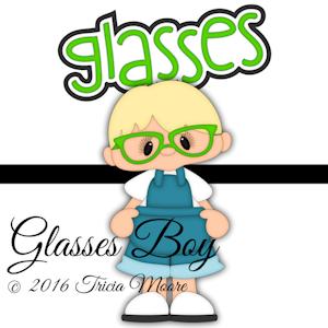 Glasses Boy