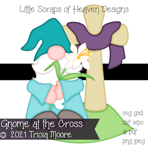 Gnome at the Cross