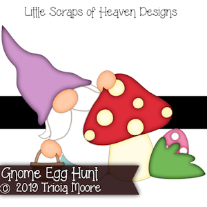 Gnome Egg Hunt