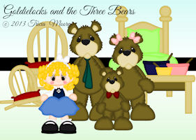 Goldielocks and the Three Bears