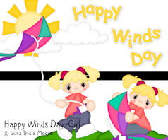 Happy Winds Day-Girl
