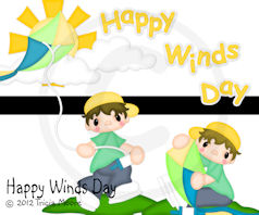 Happy Winds Day-Boy