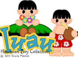 Hawaiian Boy Collection