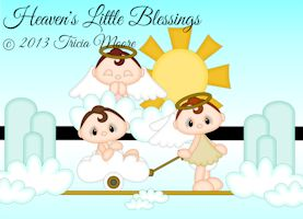 Heaven's Little Blessings