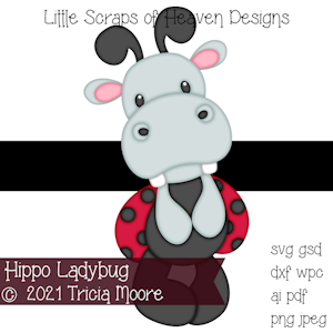 Hippo Ladybug