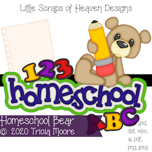 Homeschool Bear