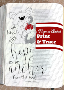 Hope as Anchor