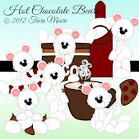 Hot Chocolate Bears