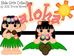 Hula Girls Collection