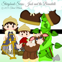 Storybook Series Jack and the Beanstalk