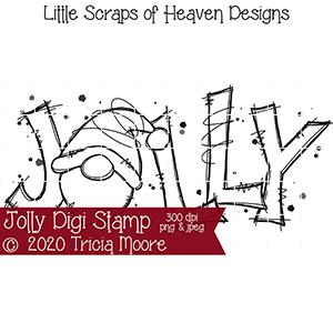 Jolly Digi Stamp