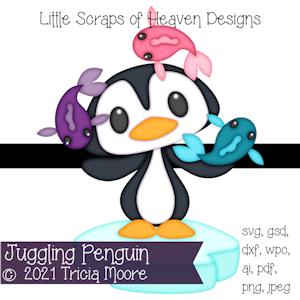 Juggling Penguin