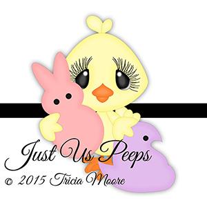 Just Us Peeps