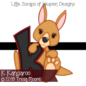K Kangaroo