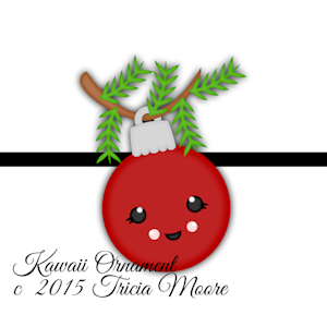 Kawaii Ornament