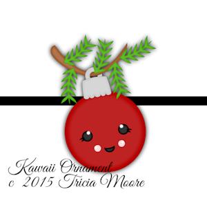 Kawaii Ornament