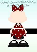 KK Polka Dot Dress