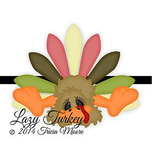 Lazy Turkey