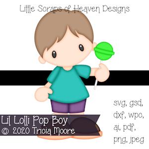 Lil Lolli Pop Boy