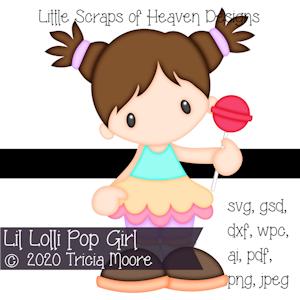 Lil Lolli Pop Girl