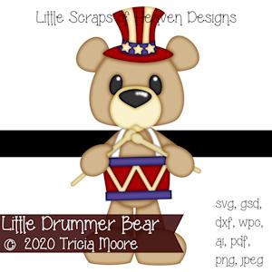 Little Drummer Bear