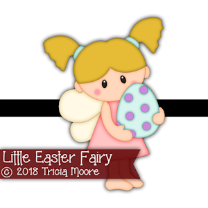 Little Easter Fairy
