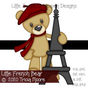 Little French Bear
