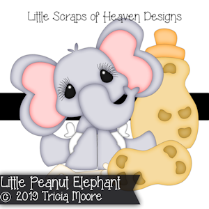 Little Peanut Elephant