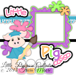 Little Pigcasso Collection