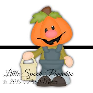 Little SpookPumpkin