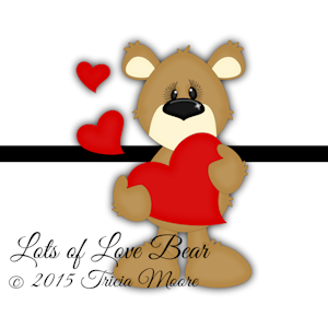 Lots of Love Bear