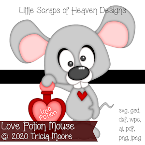 Love Potion Mouse