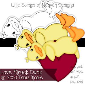 Love Struck Duck